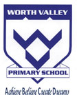Worth Valley Primary School logo